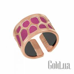 Кольцо со вставкой из натуральной кожи, 18.5 Les Georgettes 1532676X18p5