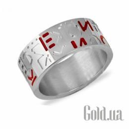 Серебряное обручальное кольцо, 17 Kenzo 30189X17