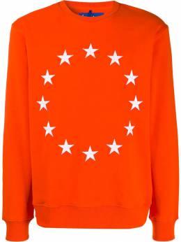 Etudes свитер с вышивкой E15B117