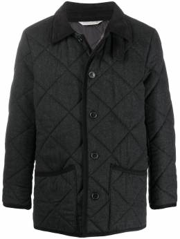 Mackintosh WAVERLY Charcoal Quilted Wool Jacket | GQ-1001 QO1069