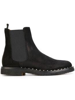 Valentino Garavani ботинки Rockstud NY0S0A38ZFK