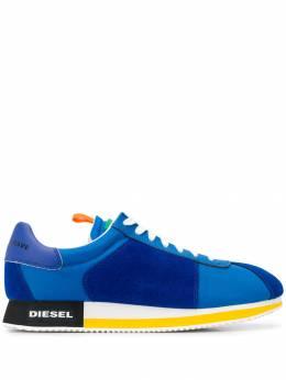 Diesel кроссовки на шнуровке Y01995PS308