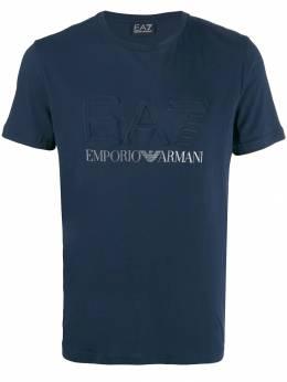 Ea7 футболка с логотипом 6GPT16PJM9Z