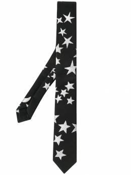 P.a.r.o.s.h. галстук с принтом POSTARYD000041
