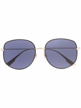 Dior Eyewear массивные солнцезащитные очки DDBYB DIORBYDIOR2