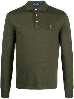 Polo Ralph Lauren рубашка-поло с логотипом 710743841006