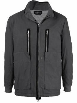 Stone Island Shadow Project куртка на молнии MO711940702