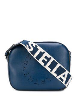 Stella McCartney каркасная мини-сумка Stella с логотипом 557907W8542