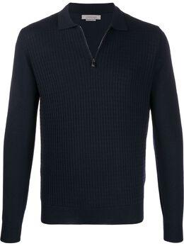 Corneliani фактурный пуловер 84M5069825104
