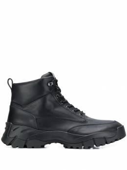 Tod's ботинки на шнуровке XXM81B0CD00NOAB999