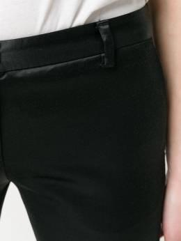 Romeo Gigli Pre-Owned укороченные облегающие брюки ROM120D