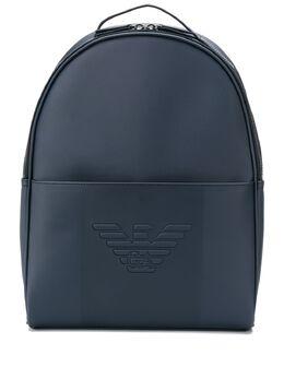 Emporio Armani рюкзак с тисненым логотипом Y4O215YFE6J