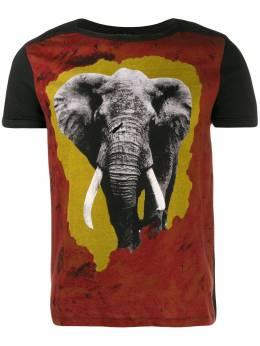 Jean Paul Gaultier Pre-Owned футболка с принтом JPGCVS19216