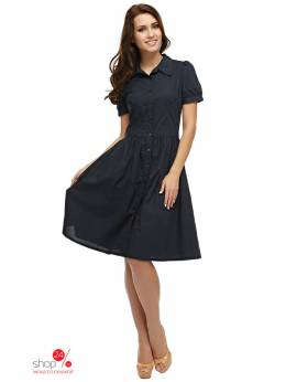 Платье La Reine Blanche, цвет темно-синий 898991