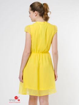 Платье La Reine Blanche, цвет желтый 898978