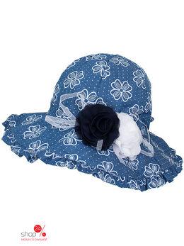 Панама для девочки, цвет синий Infante 1582164