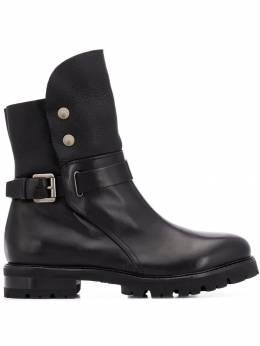 Agl ботинки с пряжкой сбоку D716514MOK02651013