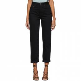 Grlfrnd Black The Devon Jeans GF4176911898