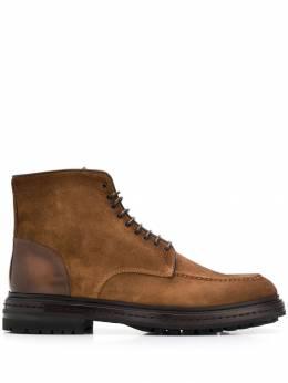 Santoni ботинки на шнуровке MGM16792JL9EZAK