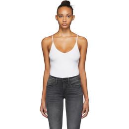 Skin White Narcissa Bodysuit DCL43B