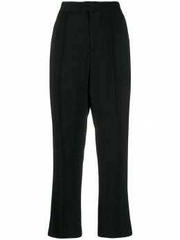 Yang Li брюки прямого кроя HF4170POIZUM