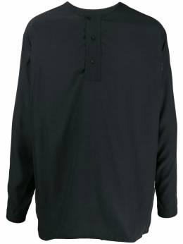 Lemaire рубашка с круглым вырезом M193TO118LF372