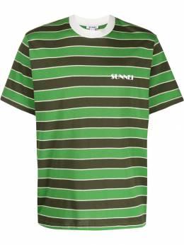 Sunnei футболка в полоску T09