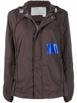 A-Cold-Wall* куртка с вырезами на рукавах CW9SWB04BCTE218726