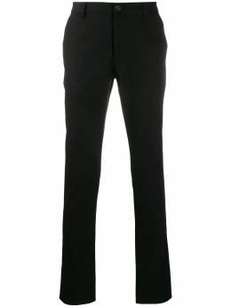 Burberry брюки чинос кроя слим 8018098