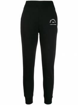 Karl Lagerfeld спортивные брюки с логотипом 96KW1050999