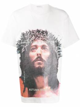Ih Nom Uh Nit футболка с принтом Jesus NMW19233