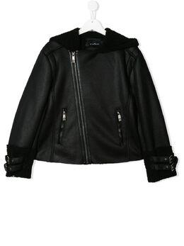 John Richmond Junior куртка из искусственной кожи RBA19078GB