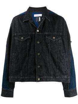 Facetasm джинсовая куртка JKM05