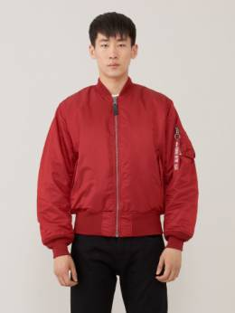 Куртка мужская Alpha Industries модель MJM21300C1_commander_red