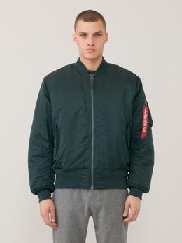 Куртка мужская Alpha Industries модель MJM21300C1_patrol_green 1802425