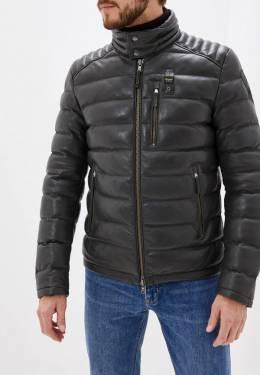 Куртка кожаная Blauer 19WBLUL01281
