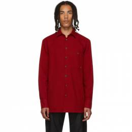 Etudes Red Portrait Shirt E15M-309-25