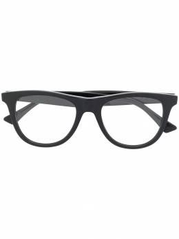 Bottega Veneta Eyewear очки в квадратной оправе BV1019O
