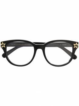 Stella Mccartney Eyewear очки в круглой оправе SC0223O