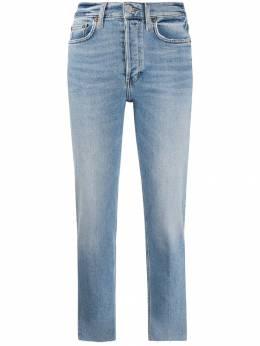 Re/Done джинсы Stove с завышенной талией 1903WSTV27