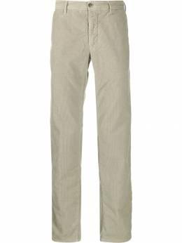 Incotex вельветовые брюки 12S10040181