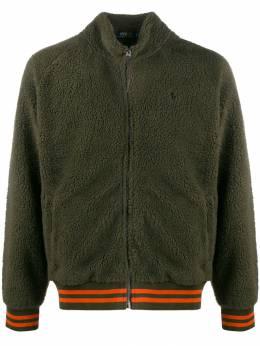 Polo Ralph Lauren куртка с отделкой в полоску 710731653