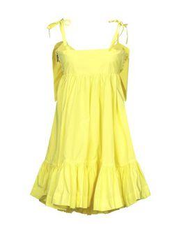 Короткое платье MSGM 34992123DB