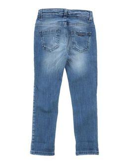 Джинсовые брюки MSGM 42692150FE