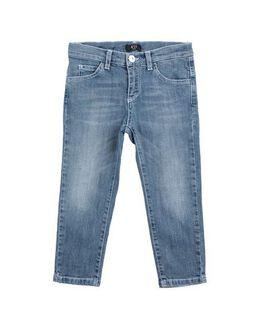 Джинсовые брюки No. 21 42713630WA