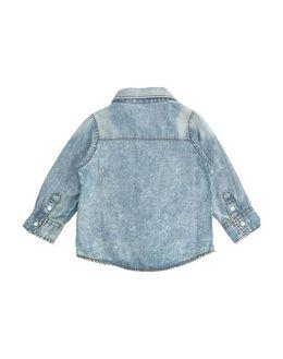 Джинсовая рубашка Sp1 42712907OI