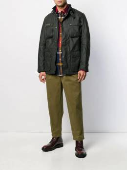 Barbour - твиловые брюки 6663GN53955963530000