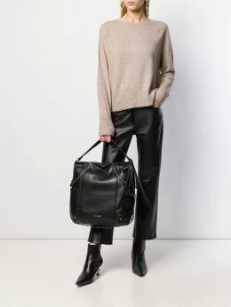 Twin-Set - studded tote TO896995585599000000