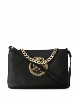Just Cavalli - сумка-тоут с пряжкой в виде змеи WG6936PR568955366560