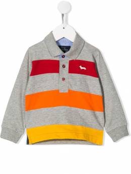 Harmont & Blaine Junior классическая рубашка-поло 201JLL008